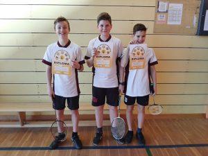 Medobčinsko prvenstvo v badmintonu