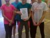 Šolsko pr. v badmintonu (Gorenja vas, 21. 12. 2016)